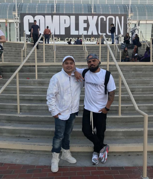 Ray And Melvin Complexcon